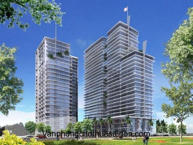 Tòa nhà Viettel Sài Gòn