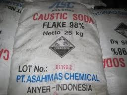 NaOH - Cautic soda Flakes 98%