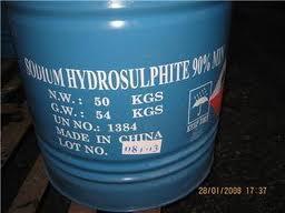 Na2S2O4 - SODIUM HYDROSULPHITE – TẨY ĐƯỜNG